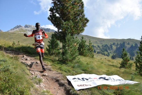 Il team Serim protagonista alla Latemar Mountain Race