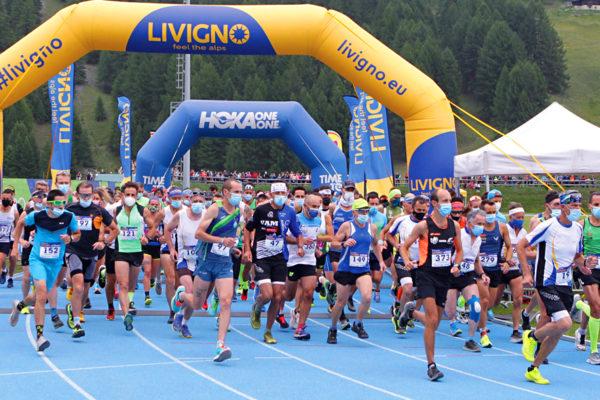 Banchialem Amodio (Atl. Bergamo) terza alla stralivigno